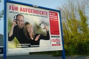 Jenny Heimann und Markus Bussman