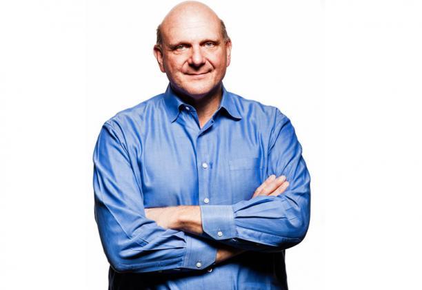 Steve Ballmer - Foto: Microsoft USA