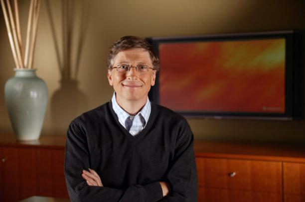 Der Microsoft-Gründer - Foto: Microsoft Deutschland