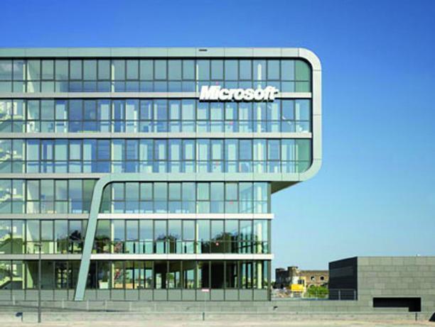 Microsoft Niederlassung in Köln - Foto: Microsoft Deutschland