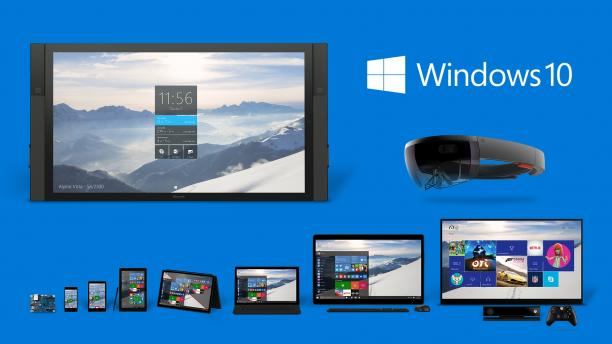 Windows 10-Familie - Foto: Microsoft Press